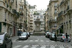 Inception filming location: rue Valentin Hauy, 7th arrondissement, Paris