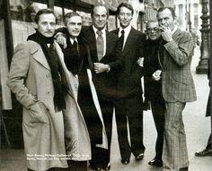 Great men!