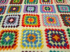 Granny Blanket by Wool n Hook