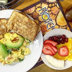 Post hike grub this morning at NotchTop was  #estesparkeats #estespark #notchtop #breakfast #healthy