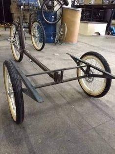 Bicycle Cart, Trike Bicycle, Cafe Bike, Food Cart Design, Food Truck Design, Le Cargo, Homemade Go Kart, Bike Food, Bike Trailer