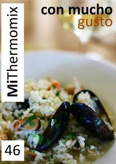 """Find magazines, catalogs and publications about """"thermomix"""", and discover more great content on issuu. Book Study, Canapes, Bellini, Mexican Food Recipes, Tapas, Make It Simple, Food To Make, Seafood, Meals"""