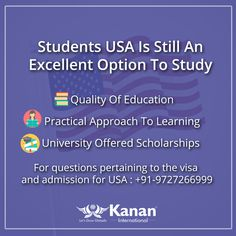 Myths pertaining to studying in #USA addressed. Get in touch with us for more clarity on our USA #Coaching #Helpline number: +91-7575806496