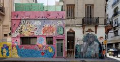 Above are a selection of Magda Biernat Ian Webster's and images from Argentina, Uruguay, and Brazil,
