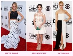 Referência Fashion » Blog Archive » OS LOOKS DAS FAMOSAS NO PEOPLE'S CHOICE AWARDS 2014