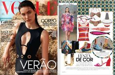 Pixel Cabinet on May edition of Vogue Portugal. www.bocadolobo.com #luxuryfurniture #bocadolobo