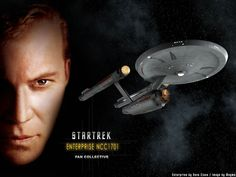 Captain Kirk's Enterprise