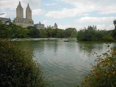 Beautiful Central Park  San Remo in background  New York City ❤️