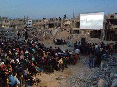 Festival de cine de gaza (a través de doc jazz >