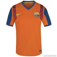 Four retro Jerseys for Fc Barcelona. by Nerea Palacios, via Behance