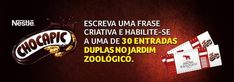 Passatempo: Ganhe um de 30 Bilhetes Duplos para o Jardim Zoológico