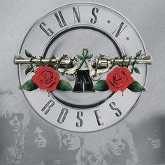 Logo do Guns'n'Roses