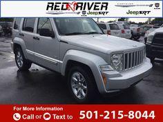 2012 *Jeep*  *Liberty* *Sport*  61k miles $18,256 61685 miles 501-215-8044 Transmission: Automatic  #Jeep #Liberty #used #cars #RedRiverDodge #HeberSprings #AR #tapcars
