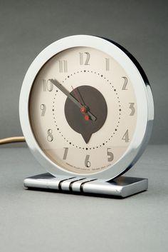Rhode Designed Machine Age Clock