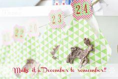 Advent Calendar _ Xmas Party Accessories, Advent Calendar, December, Birthday Parties, Xmas, Crafty, Creative, Anniversary Parties, Christmas