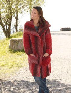 Strik efterårets fedeste jakke | Femina