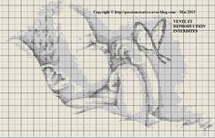 Grille gratuite point de croix : Bébé et papillon - Le blog de Isabelle