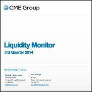 October 8, 2014: 3rd quarter 2014 Liquidity Monitor