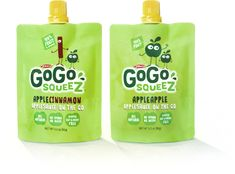 GoGo squeeZ // Healthy snacks on the go. I buy them at Costco and keep them in my desk so I always have fruit on hand.