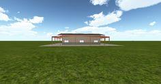 Cool 3D #marketing http://ift.tt/2isZdqP #barn #workshop #greenhouse #garage #roofing #DIY