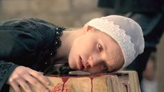 Katherine Howard - King Henry VIII 5th wife - obviously executed for having an affair with Thomas Culpepper.