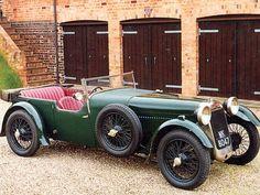 Alvis front-wheel drive.