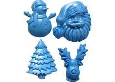 #CakeDecorating #Shop First Impressions #Silicone #Mould - #Christmas #Set http://www.mycakedecoratingshop.co.uk/chocolate-making-shop/chocolate-moulds/christmas-set-silicone-moulds-first-impressions