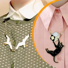 cute necklaces and brooches