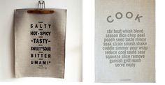 sensual tea towels.