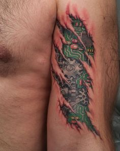 Love it. I would consider getting this tattoo if I believed in the concept of permanently etching something on my body.