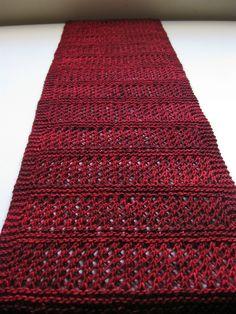 """""""Wisp"""" knit by crochetjojo on Ravelry. Free pattern"""