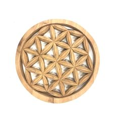 Coaster Ornament Flower of Life