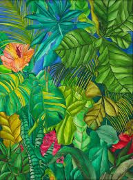 Image result for the rainforest flowers