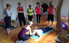 Pilates workshop in East Grinstead, UK 05/07/2014 – 06/07/2014 #pilates #workshop #london #gretaspilates