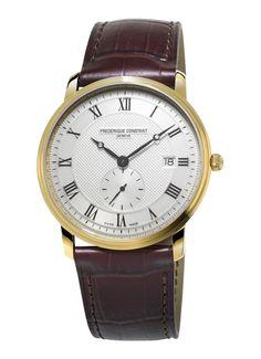 Op zoek naar Frederique Constant Horloge Slimline Quartz FC-245M5S5 ? Ma t/m za voor 22.00 uur besteld, morgen in huis door PostNL.Gratis retourneren.