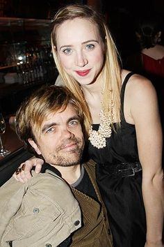 Behanding in Spokane Opening Night – Peter Dinklage – Zoe Kazan