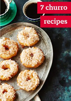 7 Churros Recipes – Served warm and sprinkled with sugar (or dipped in chocolate or caramel), these churros recipes are just the sweet treats for a variety of occasions.