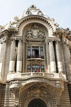 București (Bucharest, Romania) - Biblioteca Națională a României (National Library)