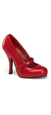 Red Patent Leather Cutie Pie Pumps  I FREAKING WANT THESE!!!!!!!!!!!!!!!!!!!!!!!!!!!!!!!!!