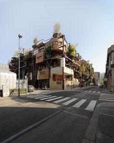 25 Verde, Luciano Pia. © Luciano Pia / Alessio Guarino Street View, Green