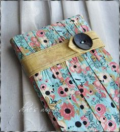 iPad Mini case - Kindle Paperwhite - Kindle Fire - Nook Color - Nook Tablet - Nook Simple Touch - Kindle Touch - Kindle 4 E-reader Case, on Etsy, $54.00