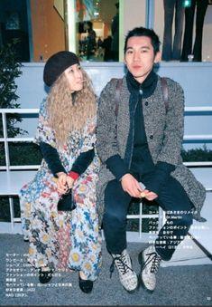FuckYeahFRUiTS Japanese Outfits, Japanese Fashion, Fruits Magazine, Japanese Store, Asian Street Style, 21 Years Old, Kinds Of Clothes, Harajuku Fashion, Fashion Sewing