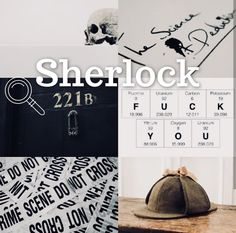 Image de aesthetic, sherlock holmes, and bbc