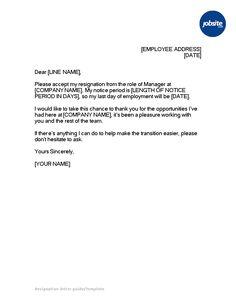 Heartfelt Resignation Letter Heartfelt Resignation Letter  How To Create A Heartfelt Resignation .