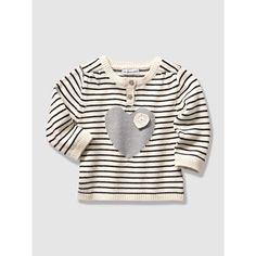 Pull bébé fille en tricot fantaisie VERTBAUDET