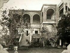 Patio de la residencia de Isaac Garza Nature View, History Channel, Garden Landscaping, Gardens, Landscape, Retro, City, Old Photography, Mexicans