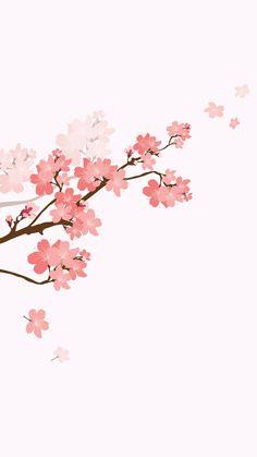 Flower Phone Wallpaper, Kawaii Wallpaper, Pastel Wallpaper, Tumblr Wallpaper, Screen Wallpaper, Mobile Wallpaper, Iphone Wallpaper, Simple Wallpapers, Cool Backgrounds