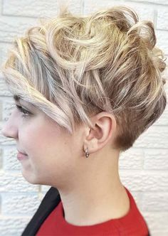 curly pixie - see back