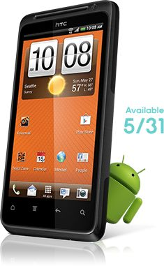 Boost Mobile Goes 4G With The HTC EVO Design 4G!