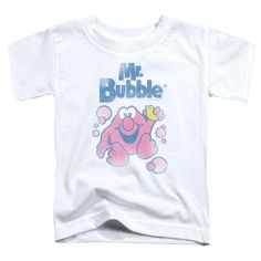 """Checkout our #LicensedGear products FREE SHIPPING + 10% OFF Coupon Code """"Official"""" Mr Bubble / 80s Logo-short Sleeve Toddler Tee(2t) - Mr Bubble / 80s Logo-short Sleeve Toddler Tee(2t) - Price: $29.99. Buy now at https://officiallylicensedgear.com/mr-bubble-80s-logo-short-sleeve-toddler-tee-2t"""